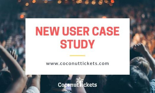 New user case study